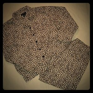 Charter Club Fleece 2pc Pajamas